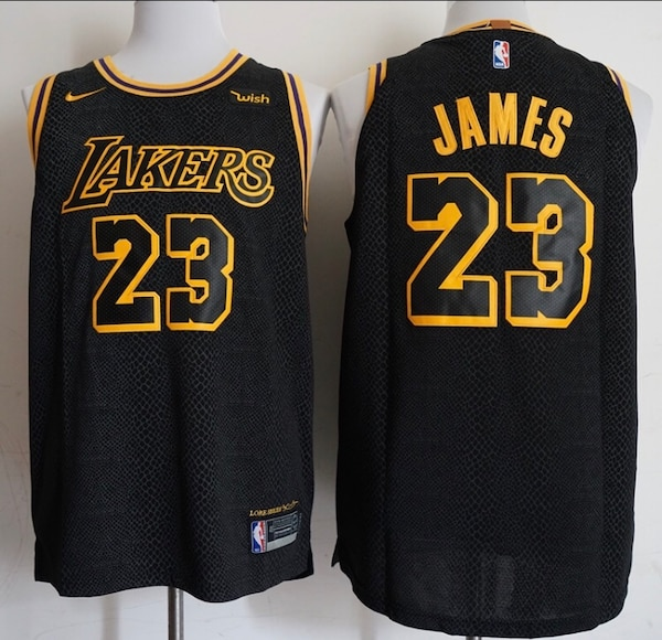 new arrival 7b966 0735e Lebron James jersey XL