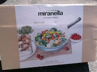 New convection wok new factory sealed