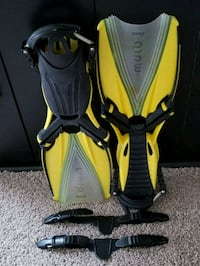 yellow and black golf bag Margate, 33063