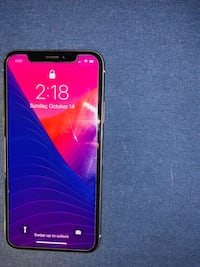 iPhone X white 64GB -ATT Tucson, 85745