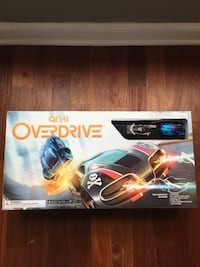 Anki overdrive starter kit with cars and track. $65 Franklin, 37069