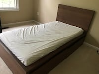 Twin bed. No mattress  Fairfax