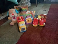 toddler's assorted learning toys Staten Island, 10304