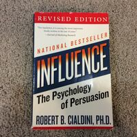 Influence: The Psychology of Persuasion by Robert Cialdini  Surrey, V3S 7S3