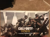 Brand new collectors edition CALL of DUTY WW22 valor collection. PS4 Boise, 83704