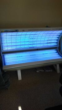 Used Sunquest Pro 16 Se By Wolff System Tanning Bed For
