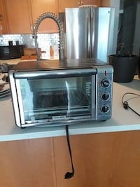 Black and Decker Toaster Oven Grimsby