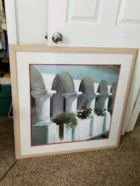 white wooden framed wall decor Cape Coral, 33909