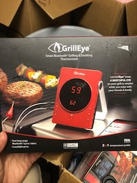 *BRAND NEW* Bluetooth grilling thermometer. Retails at $70