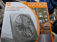 battery fan. Omaha, 68144