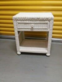 Wicker nightstand Portsmouth, 23701