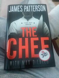 """The Chef"" James Patterson Chicago"