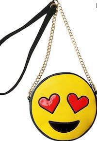 Olivia Miller clean heart heart crossover purse Silver Spring, 20904