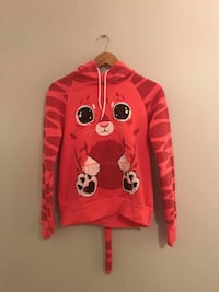 red and black Mickey Mouse hoodie Edmonton, T5X 0G7
