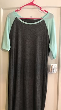 Large Lularoe Julia—- new with tags. Pick up in shamokin. Fairview, 17866