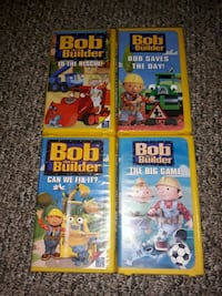 Vh1 Bob the Builder tapes  Syracuse, 13212