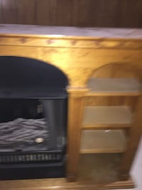 This is a jell/type of fireplace needs no venting can provide a website to explain the fireplace if interested  Loveland, 80538