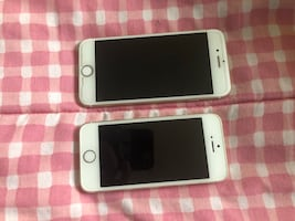 IPHONE 6 AND IPHONE 5S *READ DESCRIPTION*