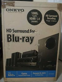 Onkyo 5.1 Surround Sound System Owings Mills, 21117