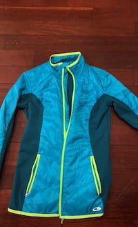 Champion Jacket Blue/Green Mississauga, L5B