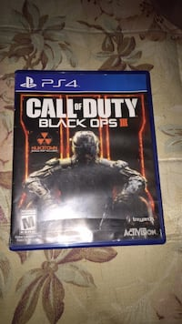 SELLING BLACK OPS 3 PS4 Mississauga, L4T 2Z2