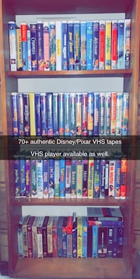 VHS collection  Shady Side, 20764
