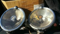 Vintage tripelights Whittier