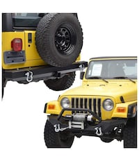 Front and rear Jeep bumper (brand new) 97-06 Fort George G Meade, 20755