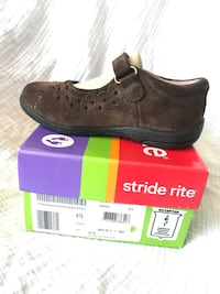 Girls shoes Stride rite(size 10W) Clarksville, 37043