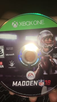 Madden18 Xbox ond South Toms River, 08757