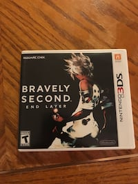 Bravely Second: End Layer for Nintendo 3DS Fargo, 58102