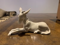 LLADRO - DONKEY figurine  Mc Lean, 22101