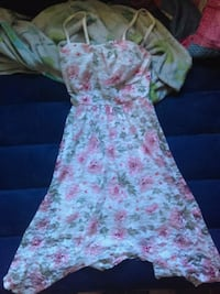 white and pink floral dress Richmond, 40475