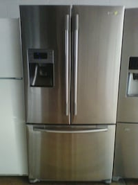 Samsung French Style Refrigerator Fayetteville