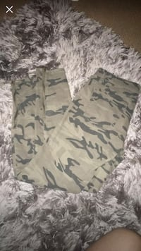 Army pants with zippers  Antioch, 94509