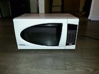 white and black microwave oven Edmonton, T5T