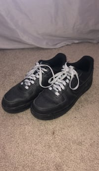 Brand New air forces low tops (customized)