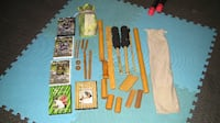 Bamboossage and Bamboo-fusion tools and DVD's VIRGINIABEACH