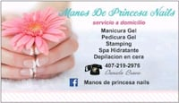 Manicure Kissimmee