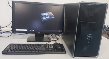 Dell Inspiron 660 Windows 10 i7-3770 Computer System With WIFI