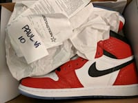 Air Jordan 1 high OG spiderman Origin Story Vaughan, L4L 0G8