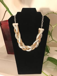 Braided Necklace  Owings Mills, 21117