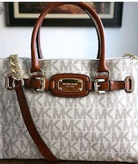 Authentic mk bag Brampton, L7A 2T3