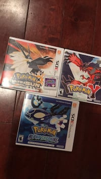 3DS Pokemon Games Las Vegas, 89169