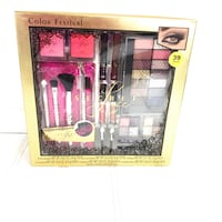 Secret Face 39 Pieces Make up Kit Beauty Gift Set Annandale