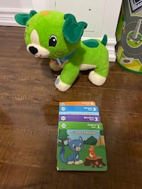 Scout Story Reading Toy