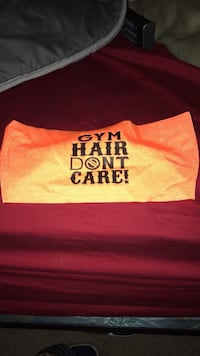 Gym hair don't care -head band Gainesville, 32605