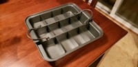 Divided Brownie Cake Pan (removable dividers) Dumfries, 22025