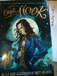 Capt hook book London, N5W 2Y8