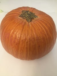 Natural Pumpkin candle 2.3 kg, it can burn for up to 120 hours.  Vancouver, V6J 1P9